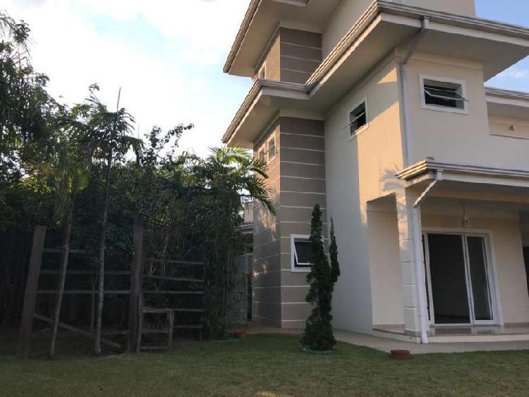 Casa 290m2 com 4 suítes - GRAPE VILLAGE -Vinhedo - São