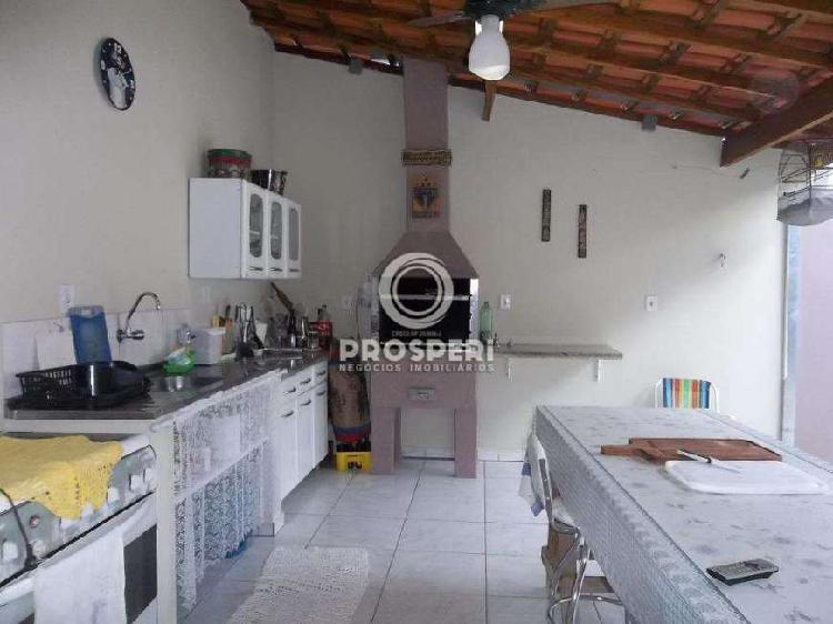 Casa com 3 dorms, loteamento itatiba park, itatiba - r$ 380