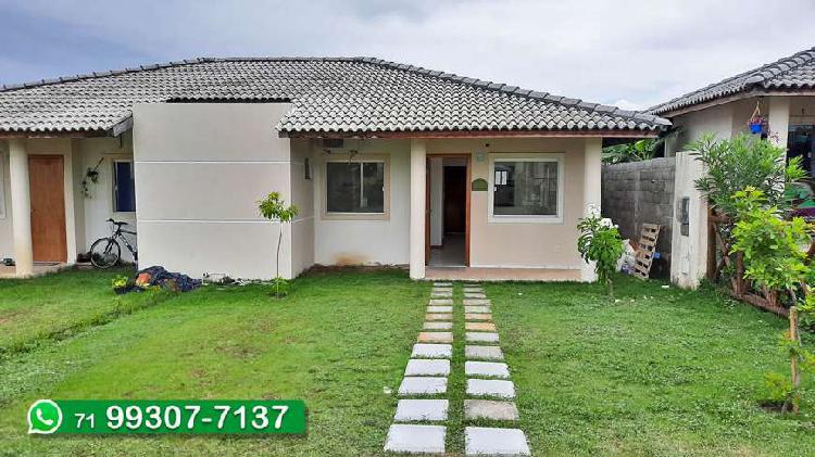 Casa para aluguel no condomínio felicita