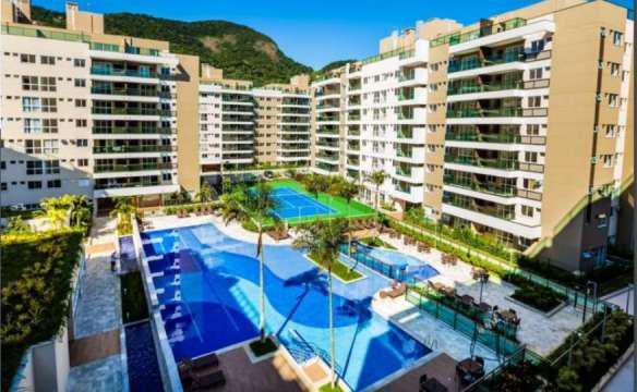 Excelente apartamento 2qts no pontal oceânico