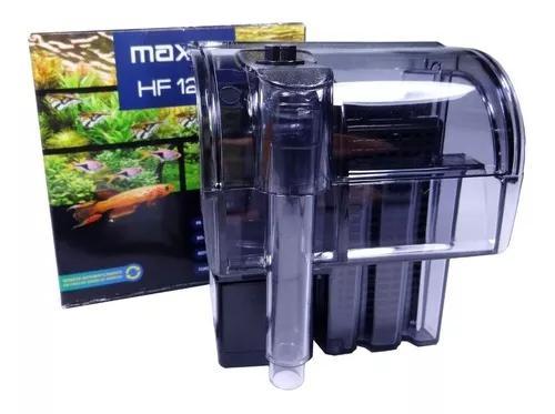 Filtro externo hang-on maxxi hf-120 l/h para aquários com