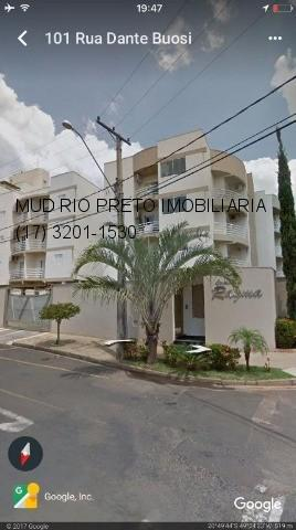 Imobiliaria mud rio preto aluga apartamento 02 dormitórios