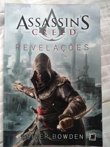 Livro assassin's creed revelações novo