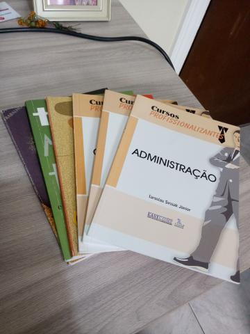 Livros cursos profiss./ informática