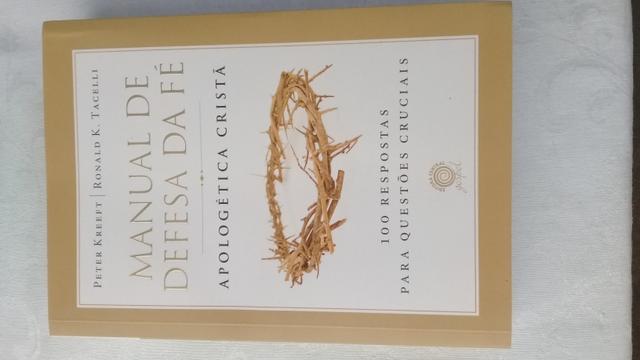 Livros de tema teológico - ótimo preço