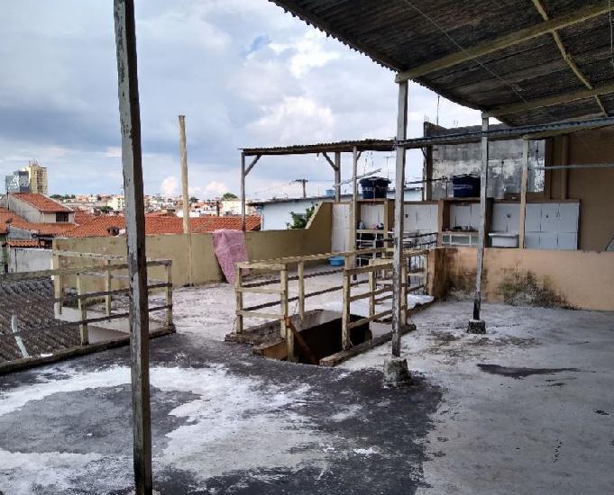 Locação casa 55 m² - ponte rasa distrito s m paulista sp