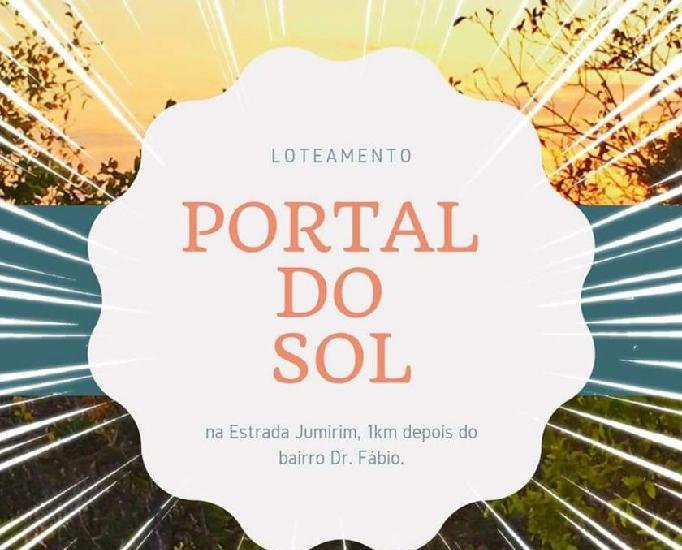Loteamento portal do sol