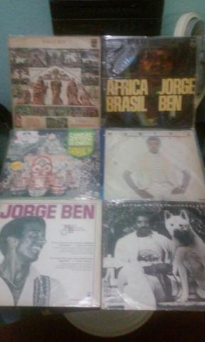 Lp vinil jorge benjor, disco original da epoca