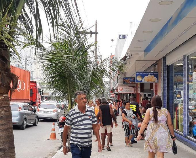 Passo loja 50m² - centro de vilar dos teles - são j.
