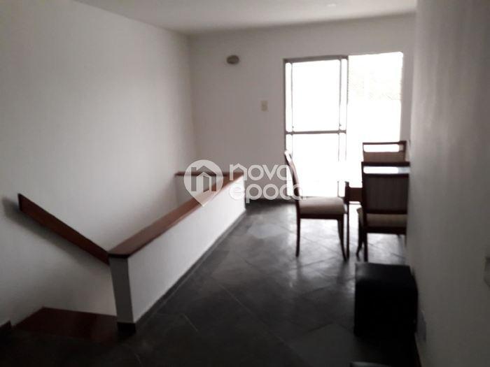 Pechincha, 2 quartos, 2 vagas, 127 m² rua professor