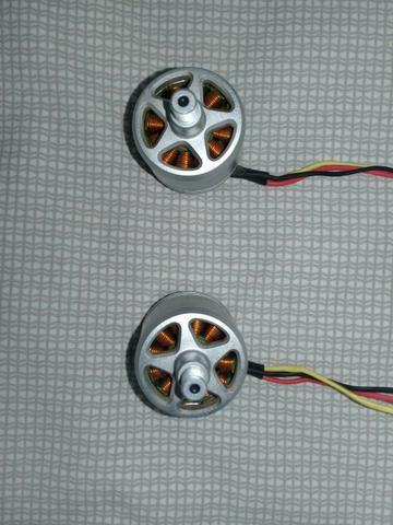 Phantom 3 - motor 2312a cw part 95 - ccw part 94 original
