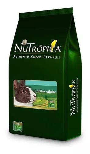 Ração nutrópica para coelho adulto 5kg