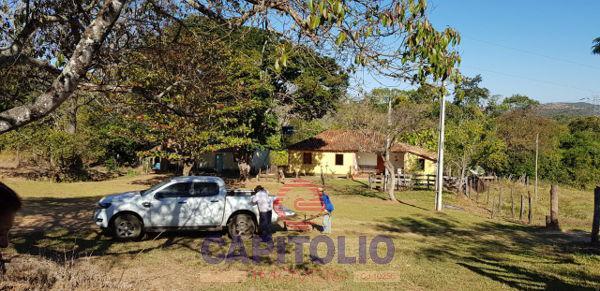 Rural fazenda com 3 quartos - bairro zona rural em pires do