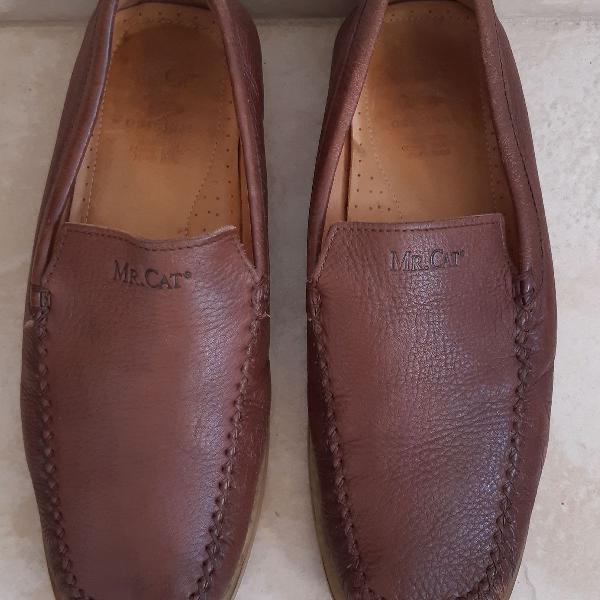Sapato masculino mr cat