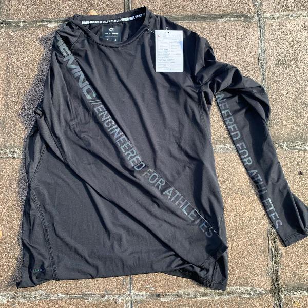 Blusa térmica de ciclismo