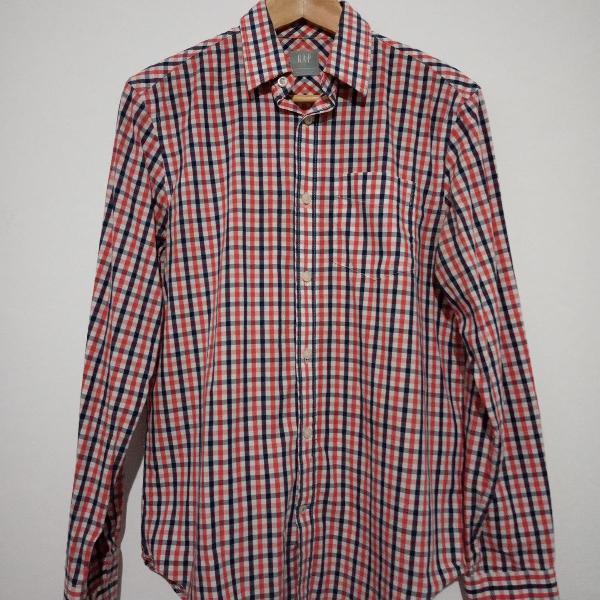 Camisa gap masculina