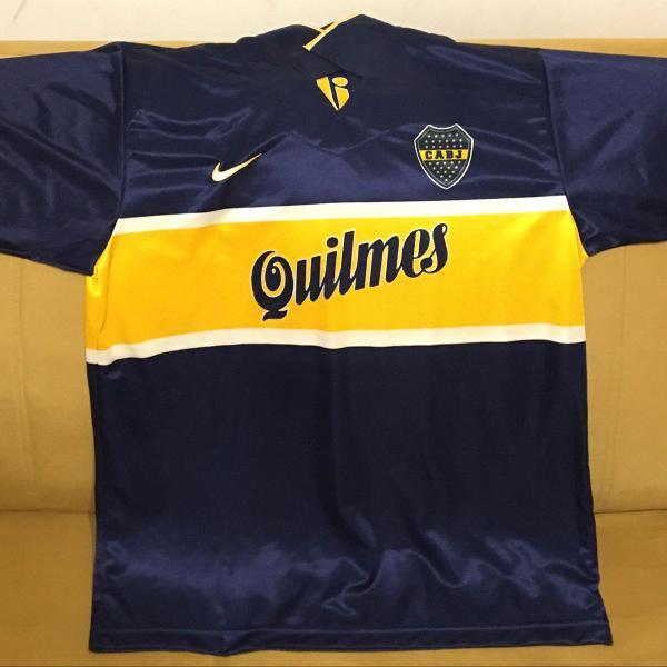 Camisa oficial boca juniors - argentina