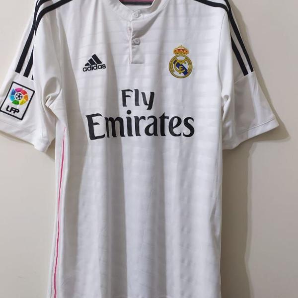 Camisa real madrid - cr 7 original - mande sua oferta !!!