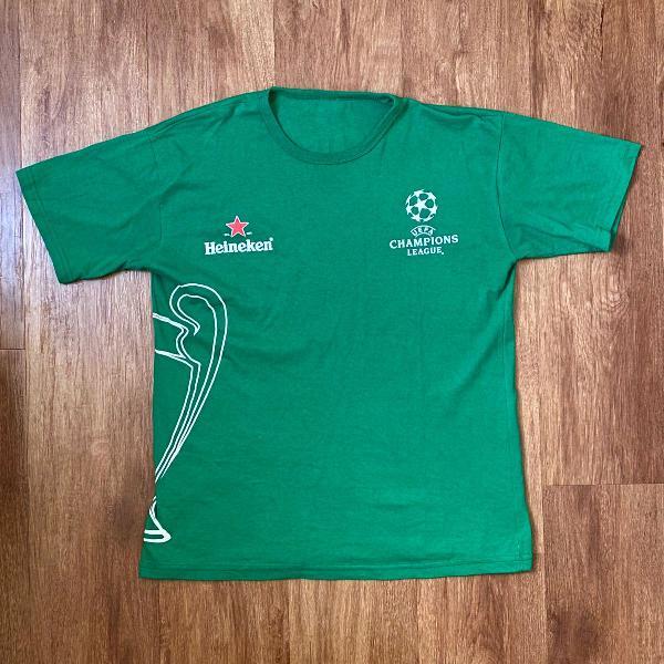Camiseta heineken champions league