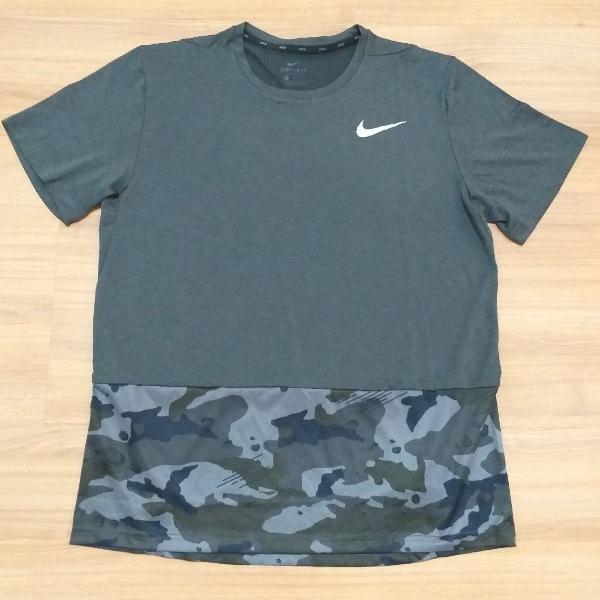 Camiseta masculina nike dri-fit