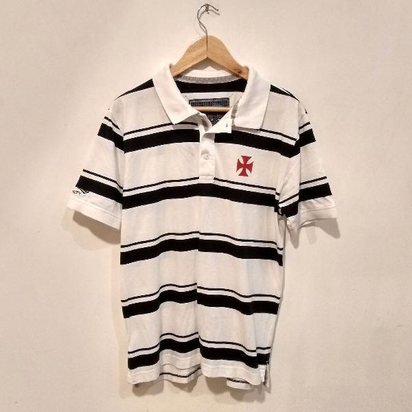 Camiseta polo vasco da gama