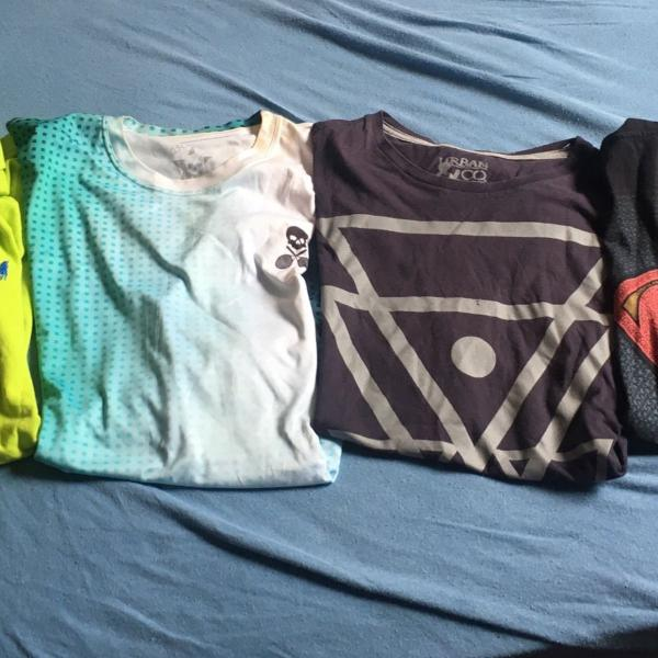 Lote de camiseta