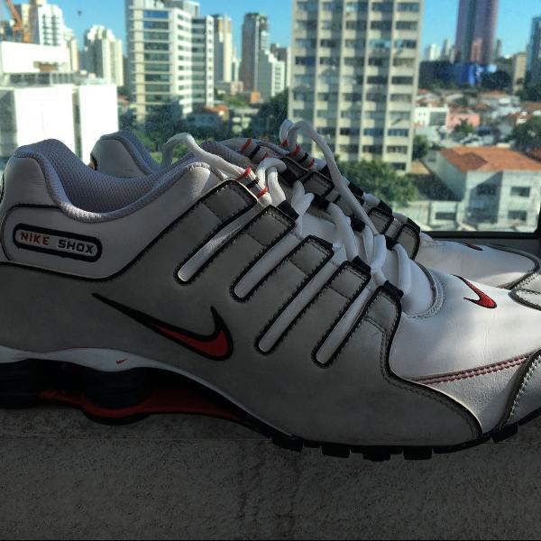 Nike shox nz branco