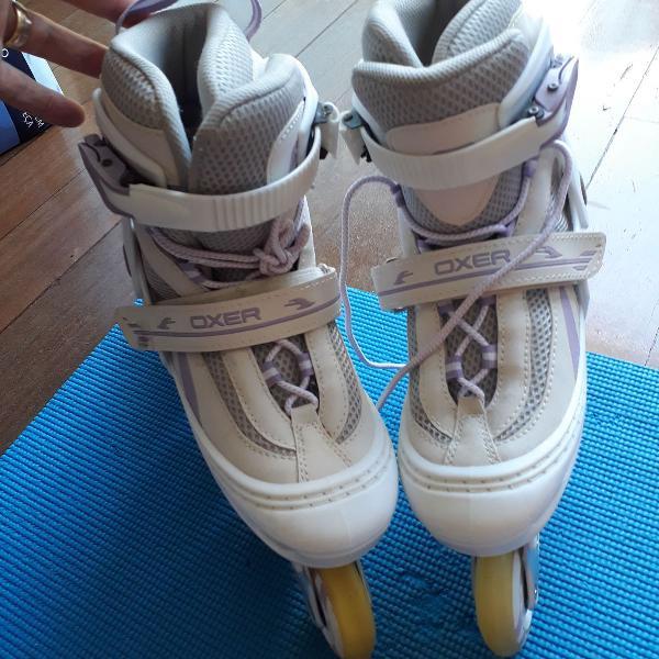 Par de patins inline