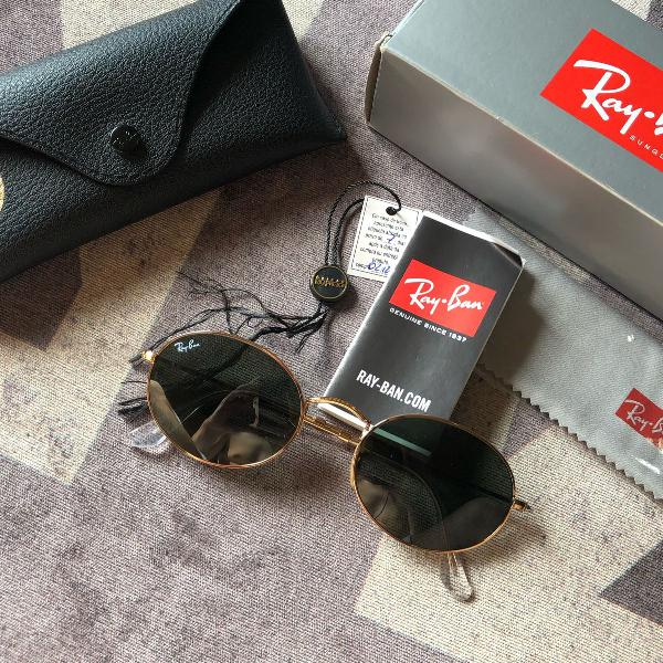 Ray ban oval