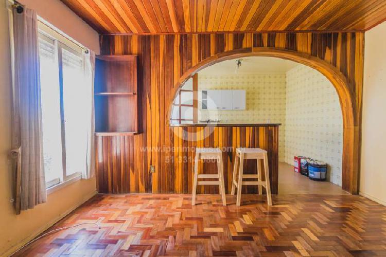 Apartamento 58 m², 2 dormitórios, cozinha americana, em
