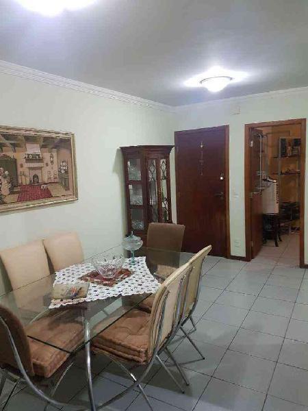 Apartamento, monte castelo, 3 quartos, 1 vaga