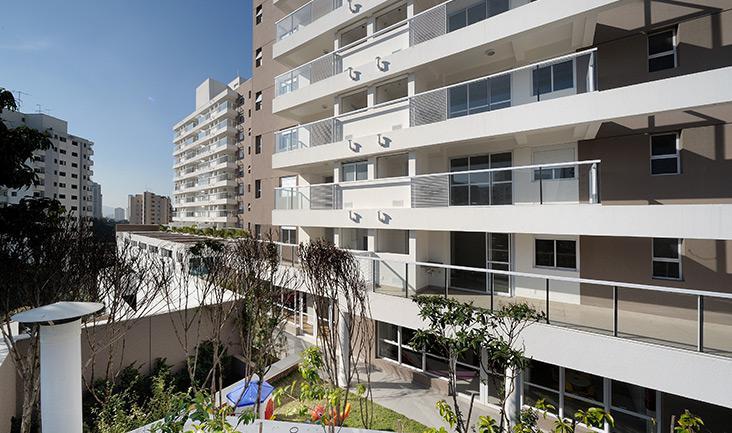 Apartamento com 2 dormitórios de 68,78 m² na Pompeia
