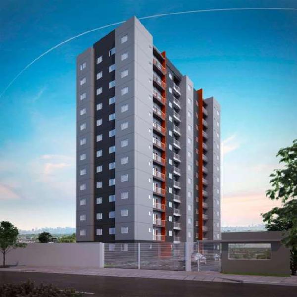 Apartamentos à venda, 47 m² a partir de r$ 168.000,00 -