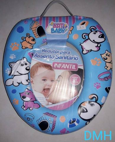 Assento sanitário infantil.,