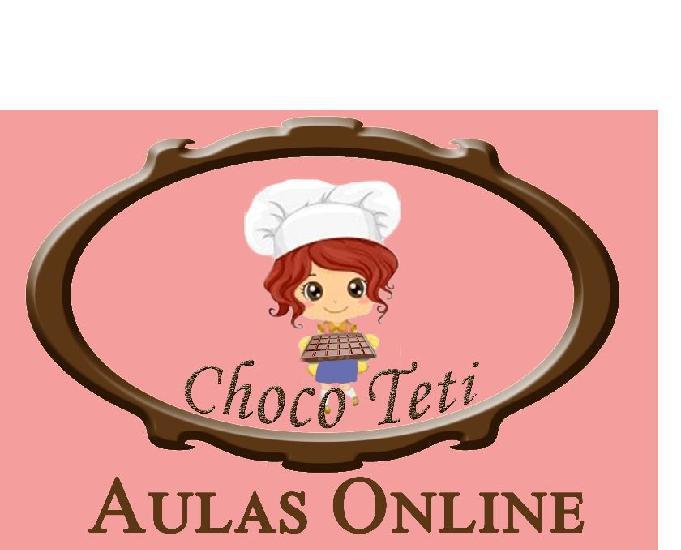 Aulas online sob encomenda choco teti