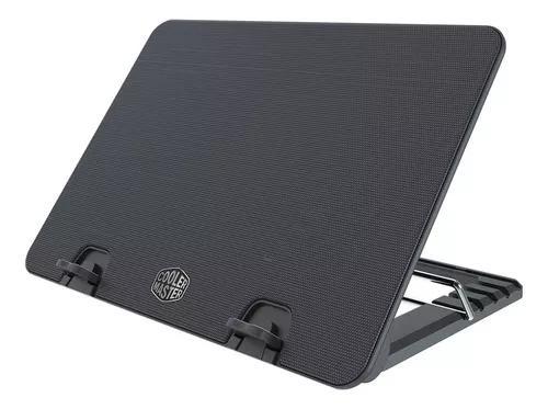 Base suporte ergonômico notebook 17 pol cooler master fan