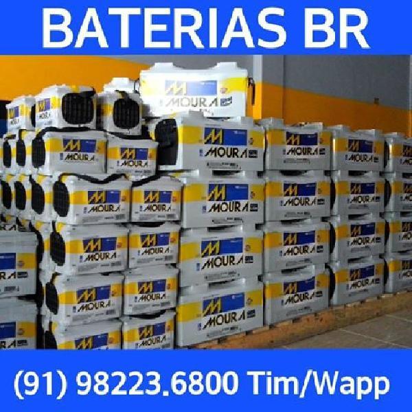 Baterias para caminhões