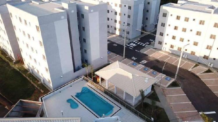 Condomínio residencial marajoara via sul
