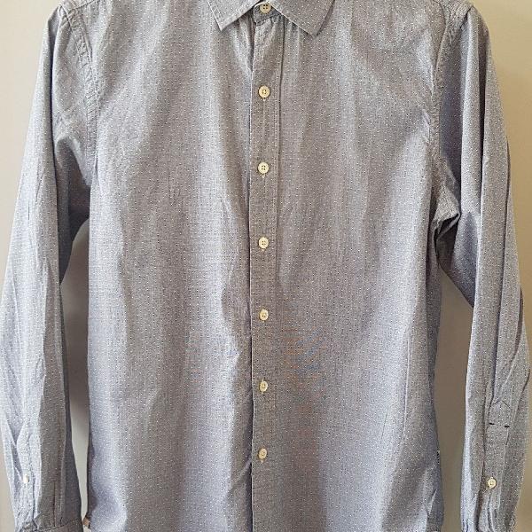 Camisa levis em algodão