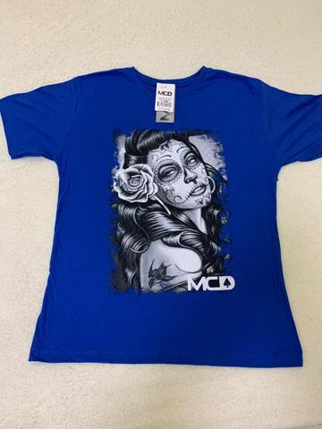 Camisetas estampadas fio 30.1 100% algodão só marca top