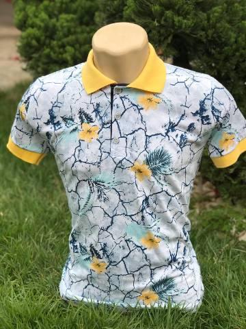Camisetas masculina e feminina
