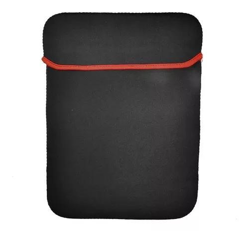 Capa case luva p/ notebook 13 polegadas neoprene dupla face