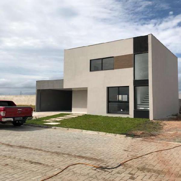 Casa de condomínio para venda com 138 metros quadrados com
