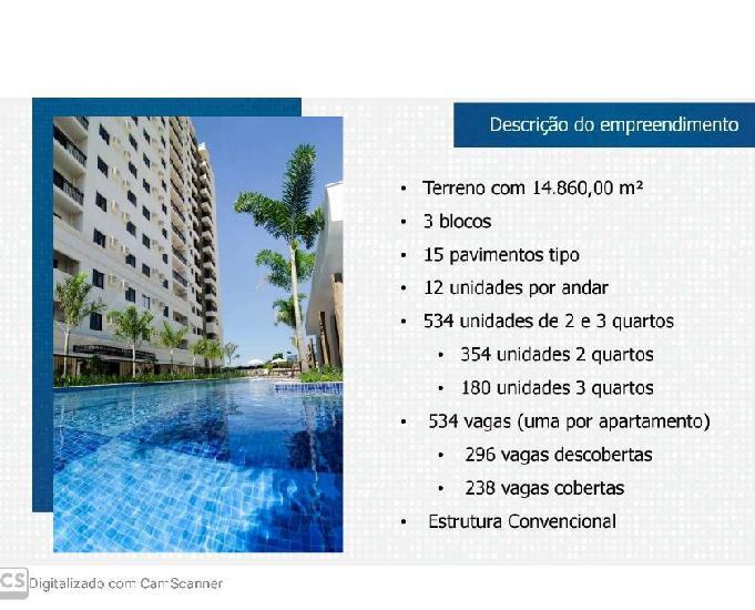Lançamento bloco 3, vidamerica clube residencial