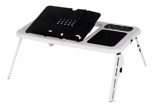 Mesa notebook portátil suporte tablete cooler mouse pad