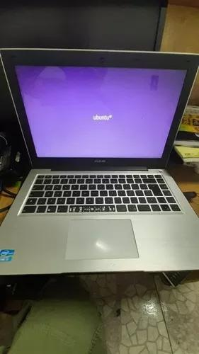 Notebook cce win ultra thin t745