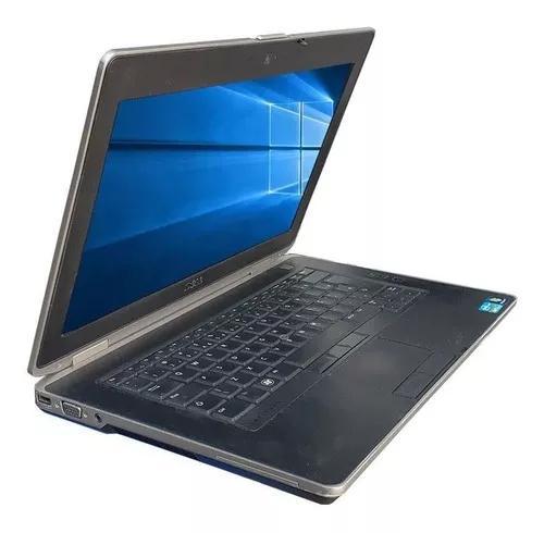 Notebook Dell E6430 Core I5 8gb Ssd 120gb Hdmi