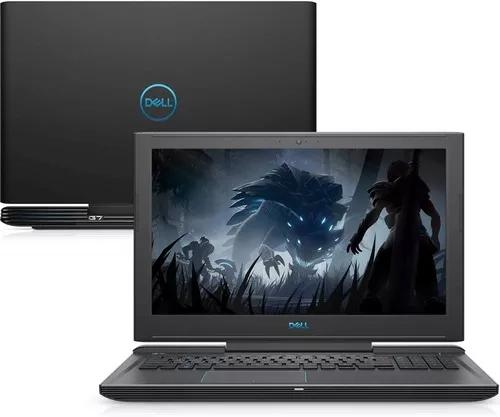 Notebook dell g7 7588 15.6'' i7 1tb+256ssd 16gb gtx 1050 ti
