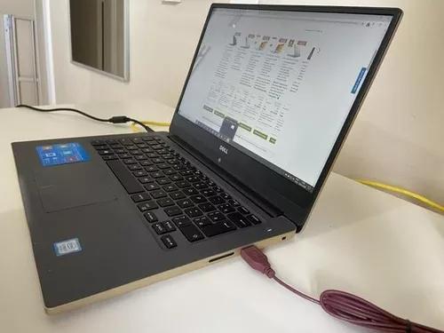 Notebook dell i7 1tb 8gb 940 mx 4gb