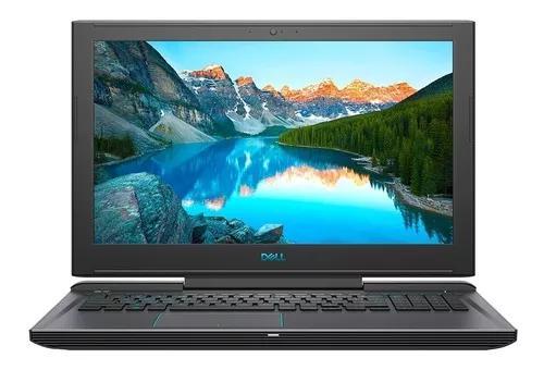 Notebook gamer dell g7 15'.6'' i7-8750h 1tb+128gb 8gb preto